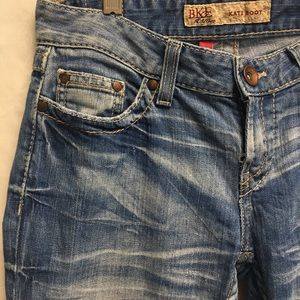 """BKE """"Kate  Boot"""" stretch jeans"""